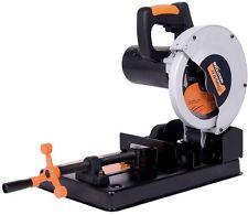 """Corded 10 Amp 7-1/4"""" Multi-Purpose Cut-off Chop Saw Steel Aluminum Metal Cutter"""
