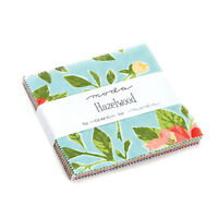 Moda FABRIC Charm Pack ~ HAZELWOOD ~ by One Canoe Two 42 - 5 inch squares
