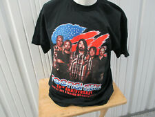 Vintage Foo Fighters 20Th Anniversary 2014 Rfk Washington Dc Xl T-Shirt Preowned