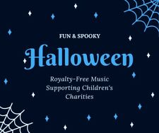 Halloween Royalty-Free Music Charity CD supporting BBC Children In Need
