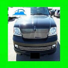2005-2006 LINCOLN NAVIGATOR CHROME TRIM FOR LOWER GRILL GRILLE W/5YR WARRANTY