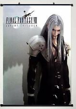 "Final Fantasy VII ""Sephiroth"" WallScroll Poster, New"