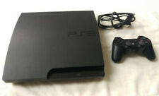 Sony PlayStation 3 Slim 160GB with 6 games + Free Shipping CECH-2500A PS3