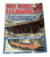 Vintage Trains 1001 Model Railroading Ideas Summer 1972 Magazine Pacific Fast