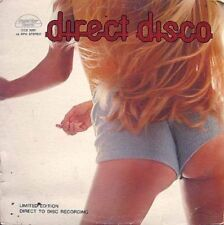1976 DIRECT DISCO Featuring Gino Dentie and The Family LP 45rpm Crystal  黑膠唱片