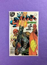 Superman #4 (1987):  1st Appearance of Bloodsport!  Suicide Squad!  FN/VF!