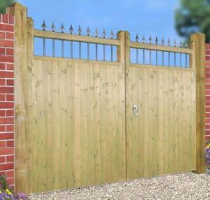 Wooden Driveway Gates Garden Gates brochure download