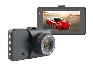 "3.0"" LCD Dash Cam Camera Video Car DVR Recorder FHD Night Vision  clearance sale"