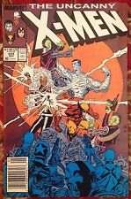 Uncanny X-Men #229 (Marvel,1988) 1st Gateway/Reavers Logan Movie Villain (VF)