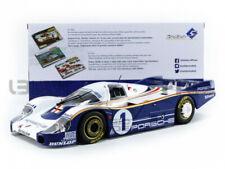 SOLIDO 1/18 Scale - Porsche 956lh Winner Le Mans 1982 R0thmans Diecast Model Car