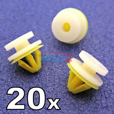 20x Door, Sill & Wheelarch Moulding Trim Clips- Land Rover Discovery, Freelander