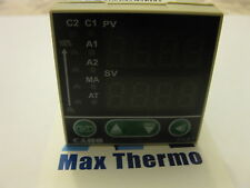 NEW IN BOX  CAHO temperature controller H481JIO1-T  85-260vac  OUT 4-20ma Analog