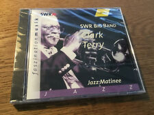 Clark Terry - Jazz Matinee  [ CD Album ] NEU OVP 2001 SWR Big Band