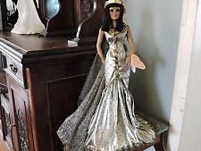 1997 Franklin Mint Heirloom Doll Cleopatra Artist Maryse Nicole Original Mint