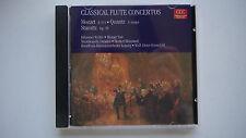 Classical Flute Concertos-Mozart/Quantz/Stamitz-CD