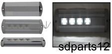 1 x 4 LED 12V 24V LUMIERE LAPME BAR SOUS ARMOIRE DE CUISINE LINKABLE 294 MM