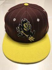 Zephyr Arizona State University Sun Devils ASU Snapback Hat NCAA retro College