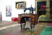 1:6 scale doll house antique sewing machine Barbie FR momoko poppy parker New