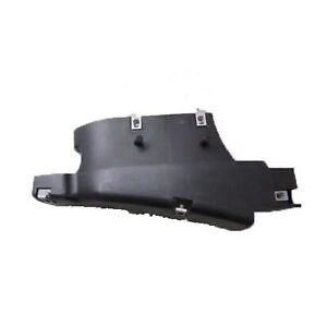 CH1042106 Front Left Side Bumper Cover Side Support Plastic Fits 02-05 Ram 1500