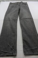 J3881 Levi´s 527  Low Boot Cut Jeans W32 L32 Grau  Sehr gut