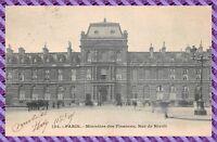 Carte Postale- Paris Ministère des Finances