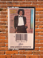 MICHAEL JACKSON Off The Wall CASSETTE TAPE 1979 Rock With You Vintage 80s