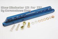 90-93 Fit For Nissan Fairlady Z32 300ZX TT HICAS BYPASS Eliminator Kit Billet