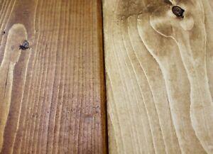 Rustic Colour wood samples for displayed furniture