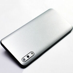 Back Cover For OnePlus LG Meizu Screen Protector Frosted Soft Protective Film
