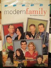 MODERN FAMILY The Complete Edition - Season 1-2    16 DVDs       BRAND NEW