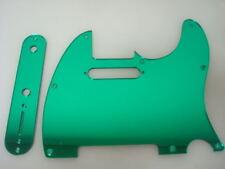 Tele Telecaster Green Mirror pickguard set Fender