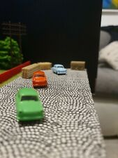 Modellautos 3× Trabant 601 TT-Classic 1:120 Spur TT  LED Beleuchtung 12-18V