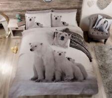 Linge de lit et ensembles noël polaire pour chambre