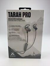 Jaybird Tarah Pro In-Ear Sound Isolating Bluetooth Headphones - Grey / Blue
