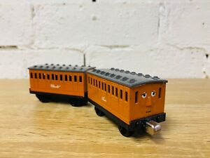 Annie & Clarabel - Thomas & Friends Take N Play/Take Along Die Cast Trains