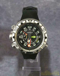 Citizen BN2021-03E PROMASTER AQUALAND ECO-DRIVE DIVERS Watch Stainless