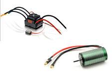 Neu Castle 1515 2200KV 1/8 Brushless Motor +Hobbywing QUICRUN-WP-8BL150 ESC HPI