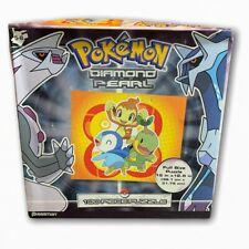 Pressman Pokemon Diamond & Pearl 100 Pc Puzzle New Sealed 2007 #10202