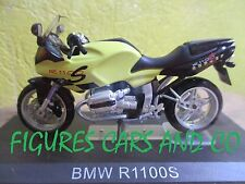 MOTO 1/24  BMW  R 1100S 1100 S  COLLECTION GM   MOTORCYCLE