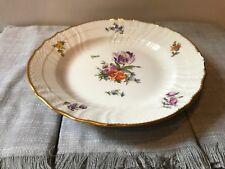 Royal Copenhagen Saxon Flower Salad Plate 1221 #1624