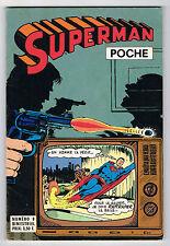 SUPERMAN POCHE - N°9 - 1977