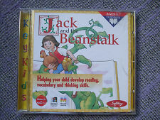 Jack & The Beanstalk CD-ROM For Windows and Macintosh