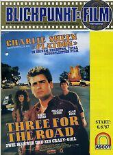 Blickpunkt Film Nr. 20 1987 12. Jahrg. Charlie Sheen Platoon James Bond Kino