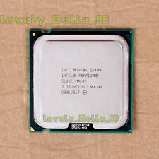 Intel Pentium Dual-Core E6800 3.33 GHz 2 MB LGA 775 (BX80571E6800) Processor