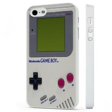 Retro Nintento Game Boy WHITE PHONE CASE COVER fits iPHONE