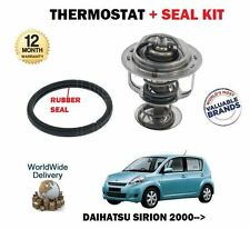 FOR DAIHATSU SIRION 1.0 1.3 1.5 2000 > THERMOSTAT KIT WITH RUBBER SEAL GASKET