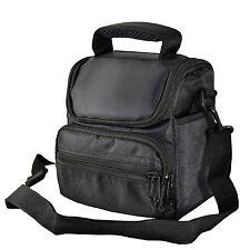 Aa3 Negro cámara caso bolsa para Sony Cyber Shot Dsc Hx200v Hx100v H200 Hx300 hx400