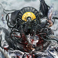 """Sterbhaus : Angels for Breakfast...and God for Lunch VINYL 12"""" Album (2014)"""