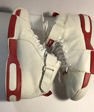 Reebok S Carter RbK Men's White Athletic Sneaker Lace Hi BasketBall Shoes SZ 12