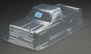 1980 Chevy Pickup Clear 1/8 RC Monster Truck Body For T/E-Maxx/E-Revo/Revo